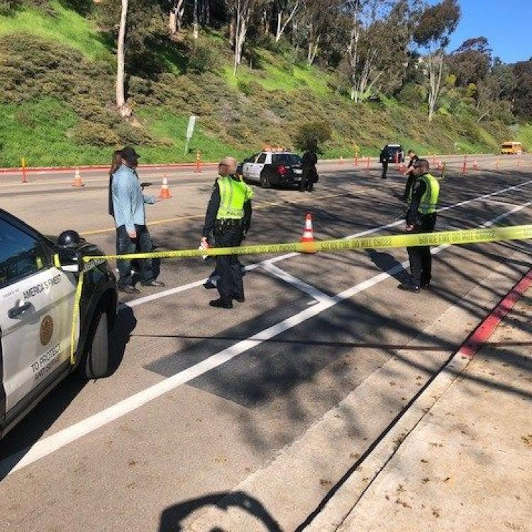 Fatal motorcycle accident snarls traffic in La Jolla | San Diego